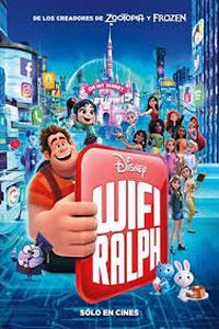 Download Ralph Breaks the Internet (2018) Movie (Dual Audio) (Hindi-English) 480p & 720p