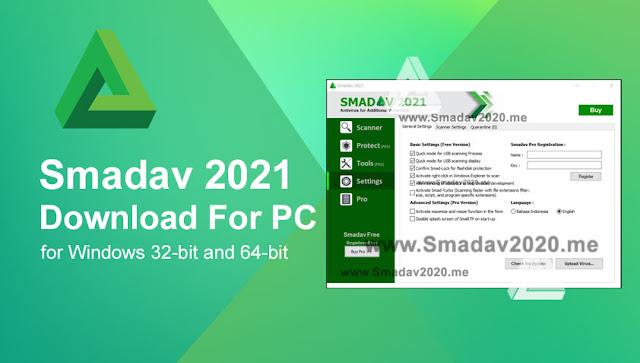Smadav 2021 Download For PC