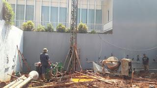 bore pile di alam sutera Tangerang