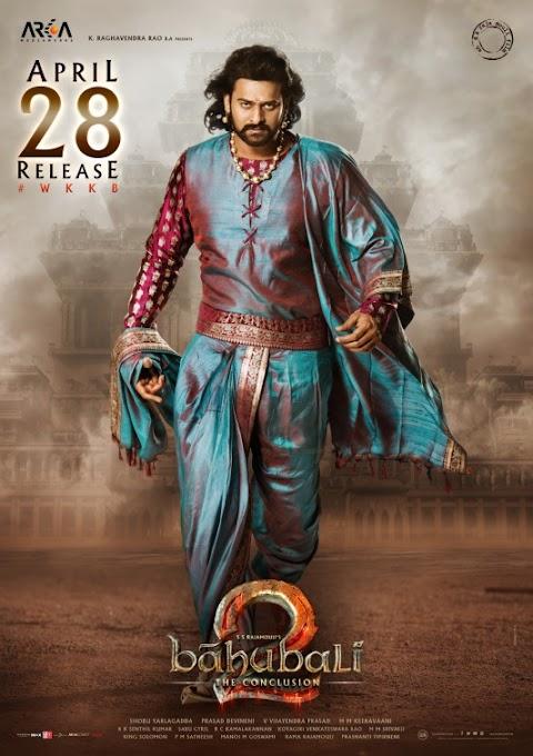 Baahubali: The Conclusion 2017 Telugu Hindi Tamil Malayalam Full Movie