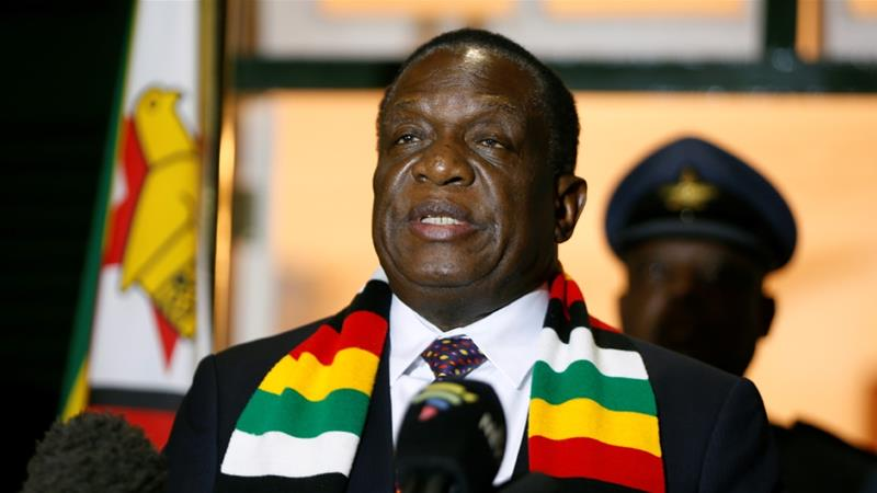 Detail Emerge: Emmerson Mnangagwa Announces Total 21-Day Lockdown Starting Mon 30 March 2020
