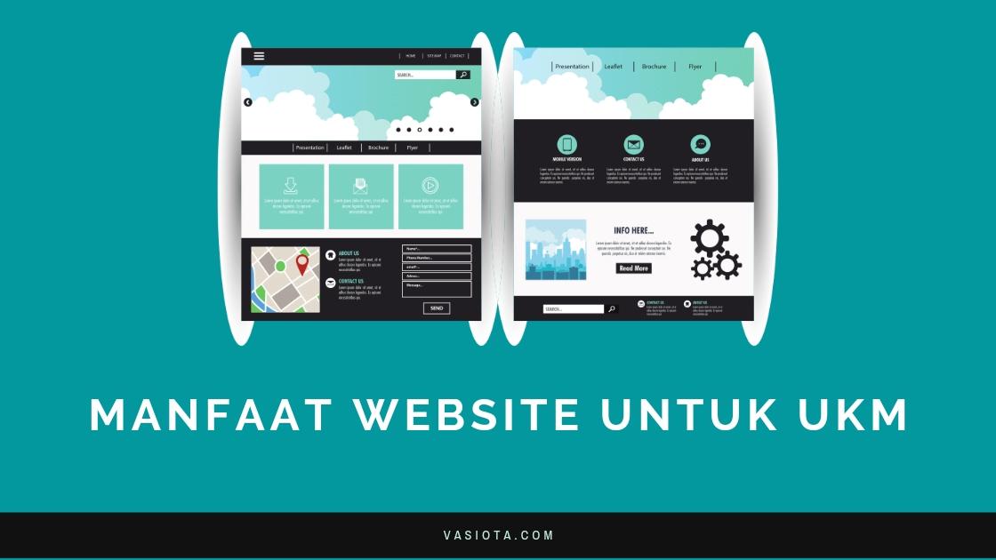 Manfaat Website untuk UKM