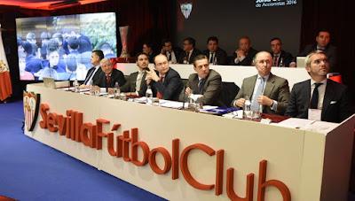 Junta Accionistas Sevilla FC