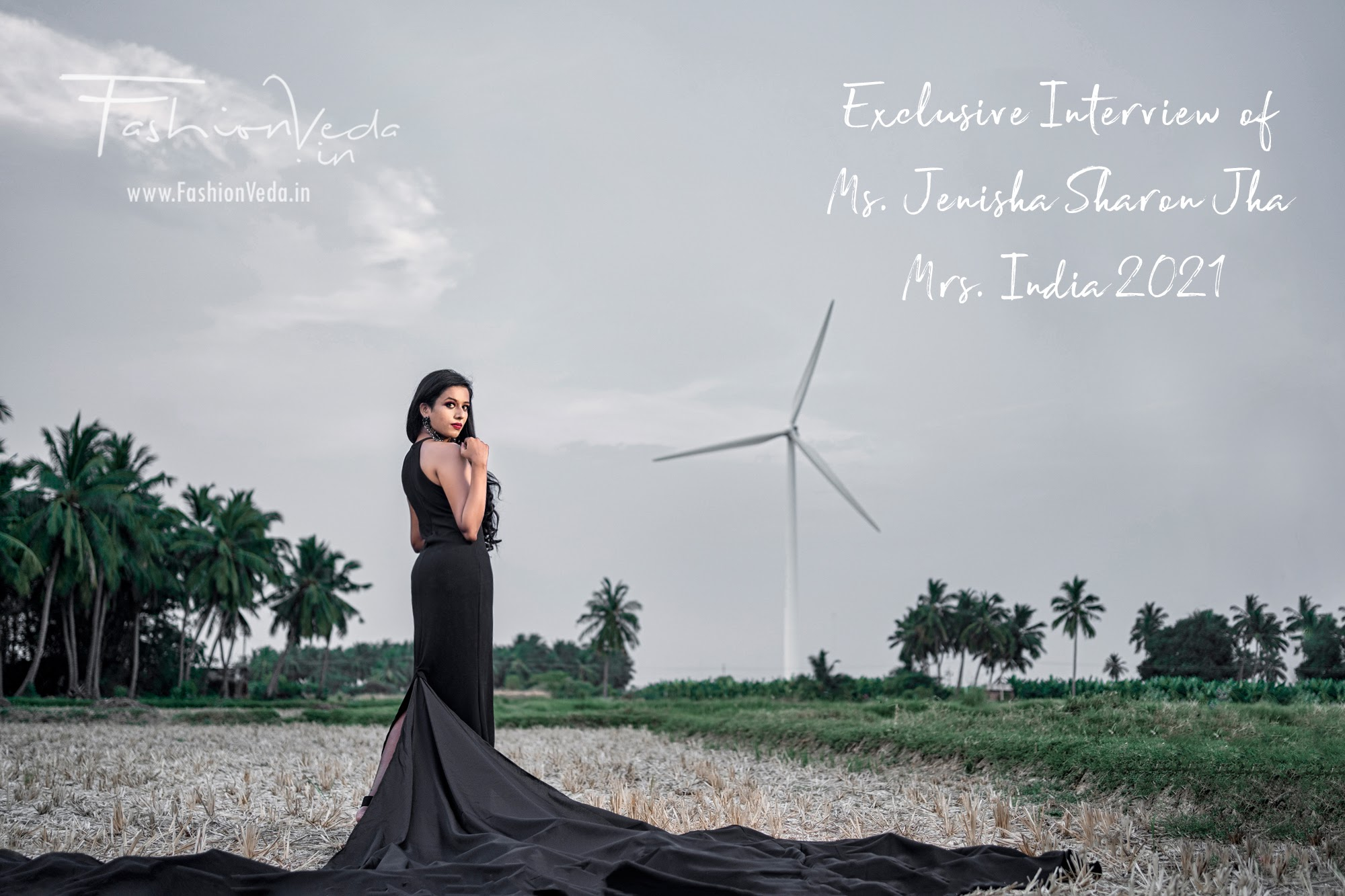Exclusive Interview of  Ms. Jenisha Sharon Jha - Mrs. India 2021