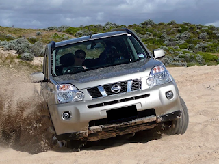 Nissan X-Trail autobild