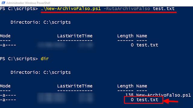 PowerShell: Pester – Verificar un script simple (Parte 3)