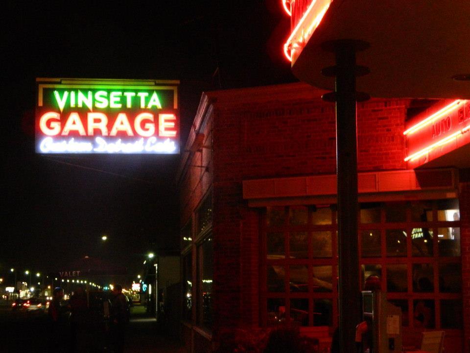 Learning through Food Restaurant Review Vinsetta Garage