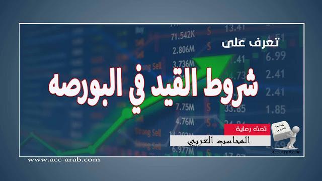 شروط قيد الشركات في البورصة المصرية , الاجراءات التنفيذية لقواعد قيد وشطب الأوراق المالية بالبورصة , الهيئة العامة للرقابة المالية , شروط العمل في البورصة المصرية , قواعد قيد وشطب الأوراق المالية بالبورصة المصرية 2019 pdf , كيف اعمل في البورصة , ما هي البورصة , أخبار البورصة المصرية الآن , البورصة العالمية , مؤشر البورصة المصرية EGX 70 , تقارير البورصة المصرية , جريدة البورصة , تعريف البورصة