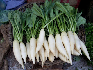 White Radish Benefits For Health Body - 1