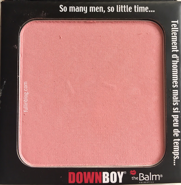 the balm down boy allık