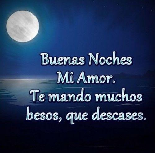 Dichos de buenas noches para el amor