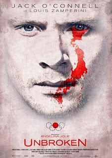 Original film poster for Unbroken