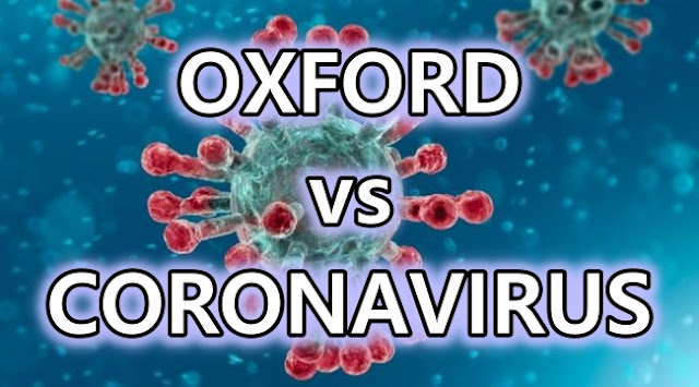 Jak wygląda Oxford podczas pandemii coronavirusa?