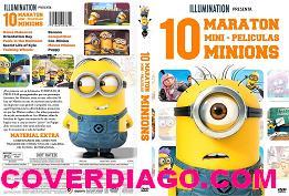 10 Minions mini movies - 10 Maraton mini peliculas