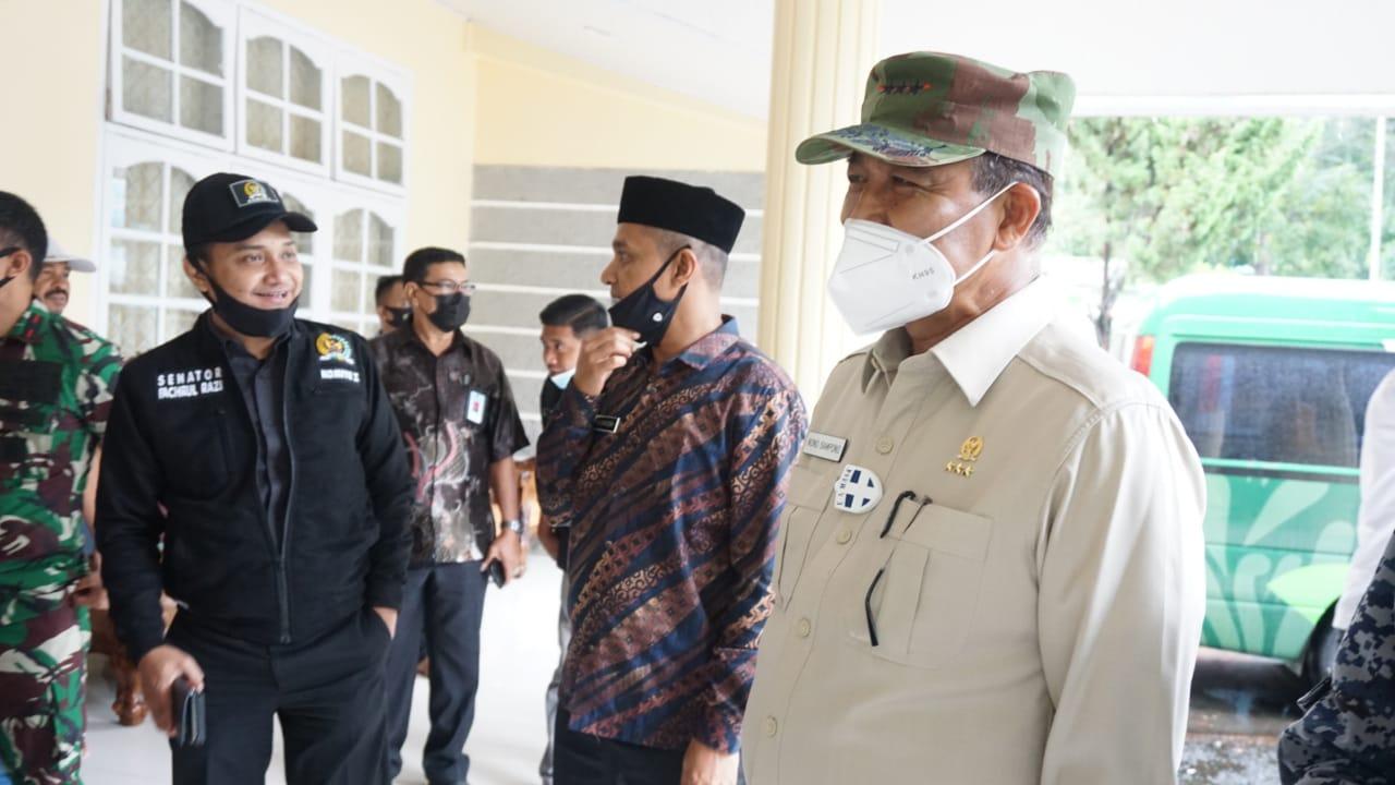 DPD RI Usulkan Nono Sampono, Dinilai Cocok Duduki Menteri KKP yang Baru