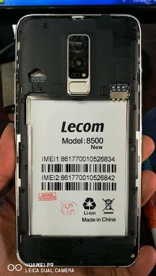 FAISAL GSM: LECOM 8500 New FLASH FILE MT6580 7 0 { HANG LOGO
