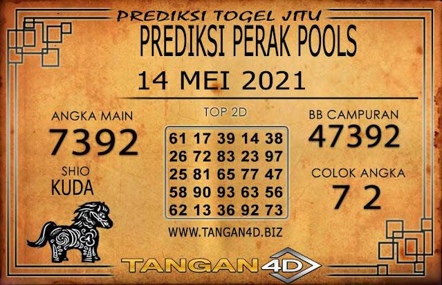 PREDIKSI TOGEL PERAK TANGAN4D 14 MEI 2021