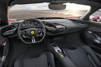 2020 Ferrari SF90 Stradale Review