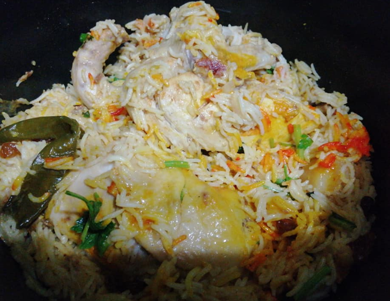 Cara Masak Resepi Nasi Briyani Ayam Simple Langkah Demi Langkah Dengan Noxxa