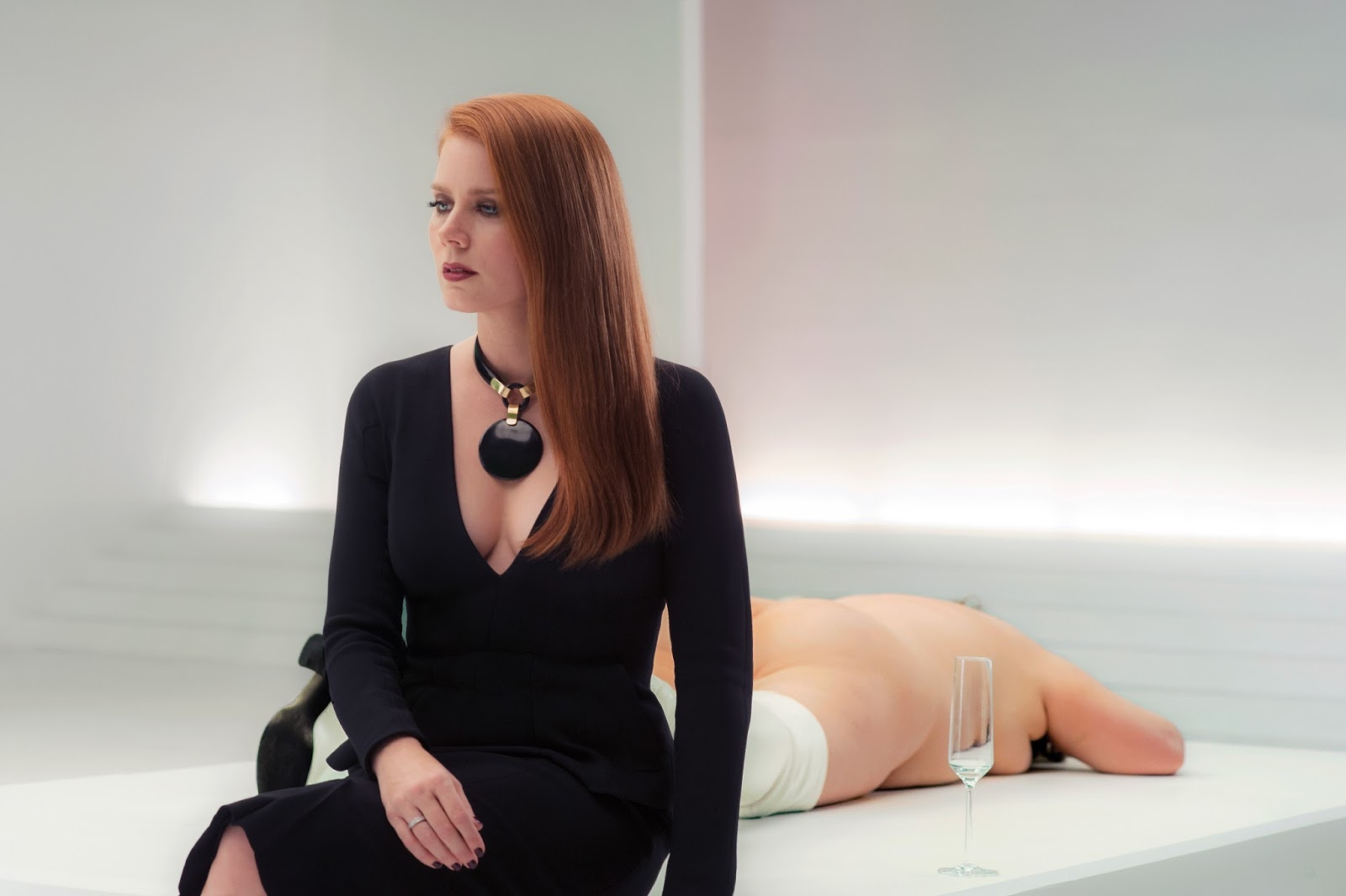 Amy Adams Nude In Nocturnal Animals nocturnal animals starring amy adams & jake gyllenhaal: my