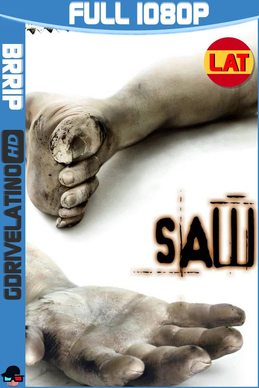 Saw (2004) UNRATED BRRip 1080p Latino-Ingles MKV
