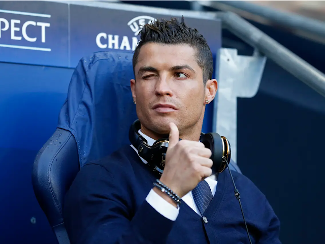 Check out beautiful pictures from Cristiano Ronaldo's £5.5m yacht.