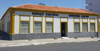 Espaço Cultural Christino Castro em Floriano sofre arrombamento