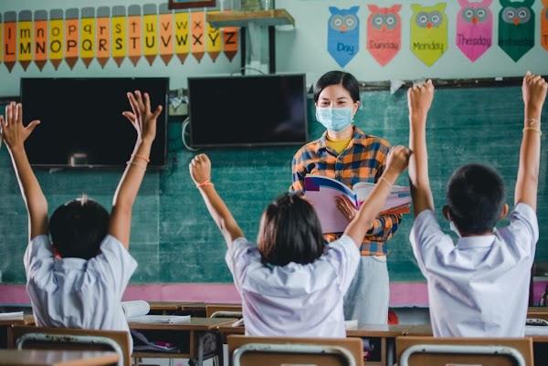 Ini Persyaratan dari Pemerintah!: langkah dan Prosedur COVID-19 Persiapan Pembelajaran Tatap Muka di Sekolah
