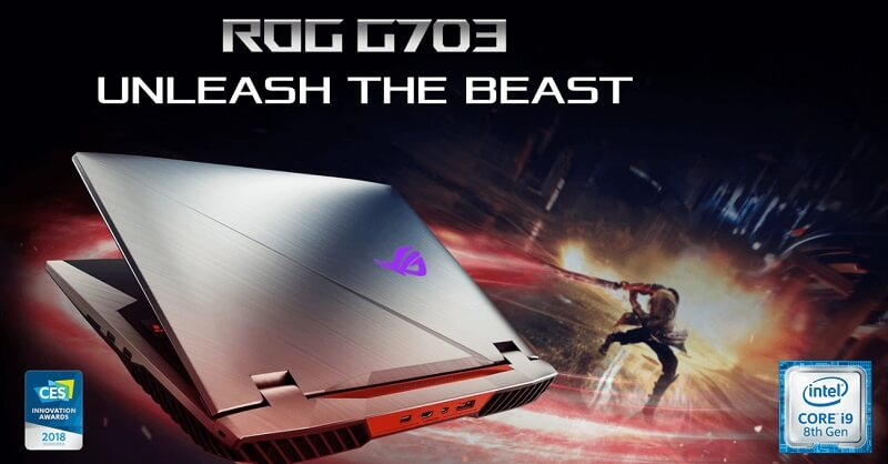 ASUS ROG Chimera G703 Now in PH, Price Starts at Php229,995