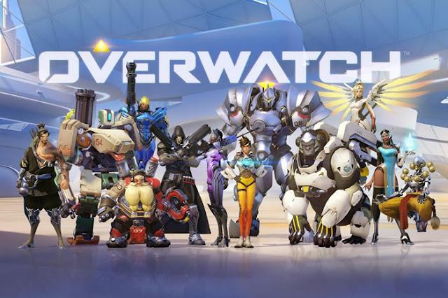Overwatch juego