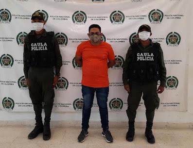 hoyennoticia.com, En Riohacha cayó 'El Duro' sindicado de secuestros y homicidios