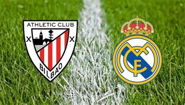 مشاهدة مباراة ريال مدريد وأتلتيك بلباو بث مباشر