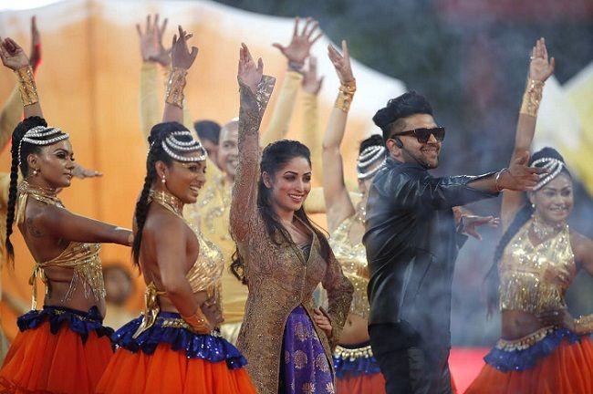 Guru Randhawa at IPL Ceremony