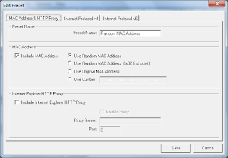 technitium_mac_address_changer_presets_uprava