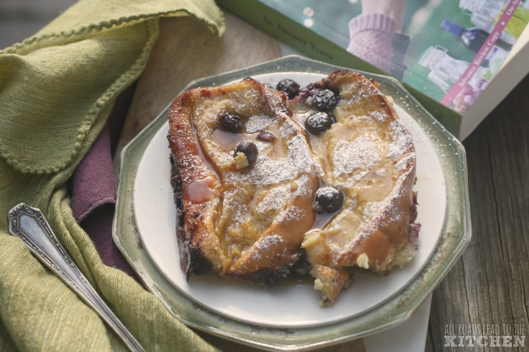 Baked Honey Cinnamon French Toast