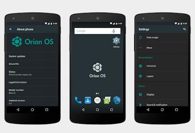 Custom Rom Orion OS 2.7 Andromax A Terbaru 8