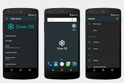 Custom Rom Orion OS 2.7 Andromax A Terbaru