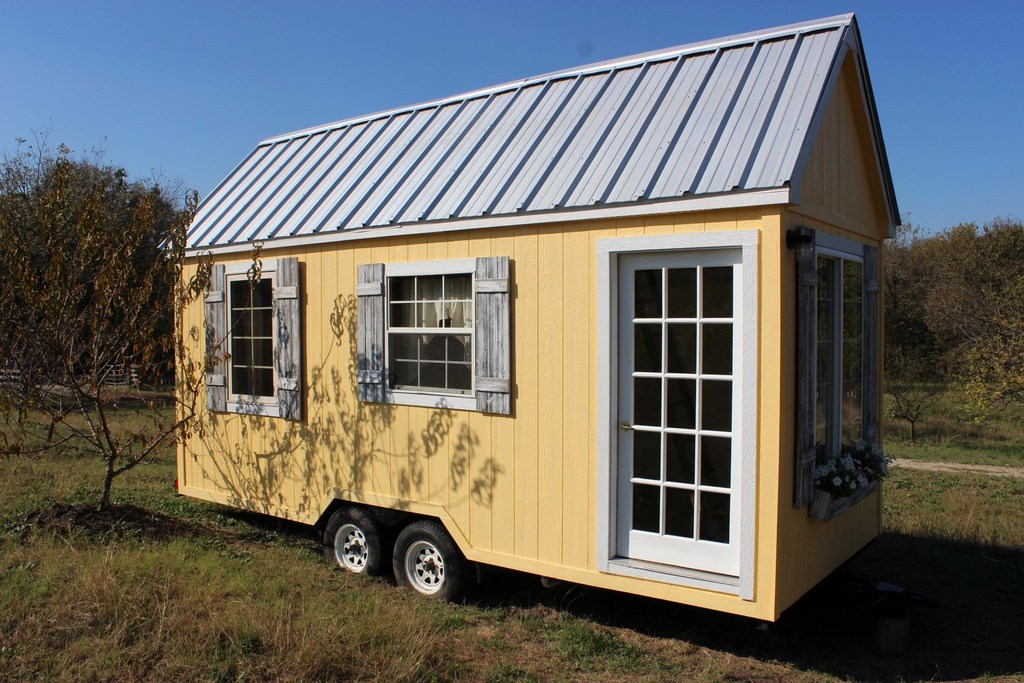 Tiny House Town Blue Ridge Tiny House 256 Sq Ft