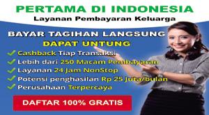 bebas bayar, pembayaran mudah dan cepat, transaksi online, bisnis pembayaran tagihan dan tiket, transfer dana online