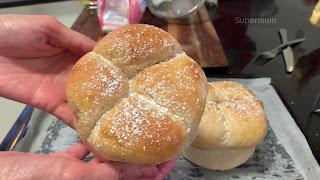 ขนมปัง หวาน