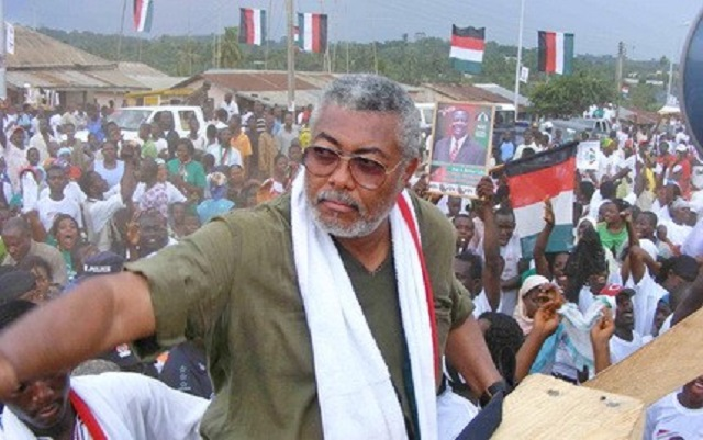Volta region is NDC strong hold because of JJ Rawlings