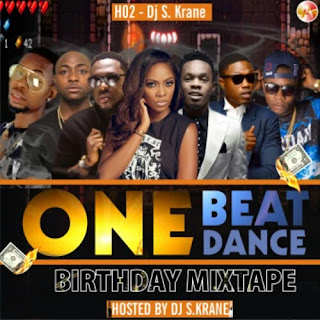 "MIXTAPE: DJ S Krane – ""#02 #DJ S-Krane Birthday Mix"""