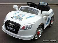 Mobil Mainan Aki Pliko PK6700N Audi Medium