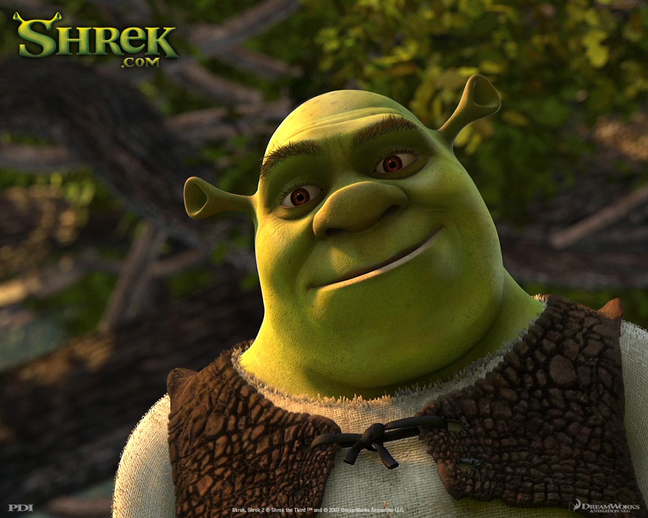 25 Inolgo Entretenimiento Infantil Fondos De Pantalla Shrek 4