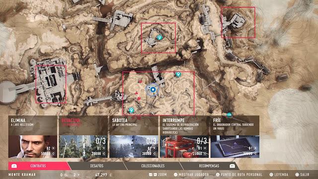 Monte Kuamar Mapa Sniper Ghost Warrior Contracts 2 Elite Edition para PlayStation 5