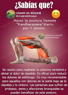Trucos y poses de yoga