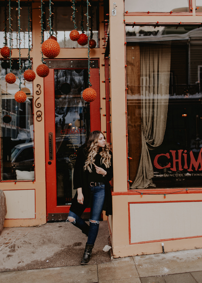 balayage hair, china town, fashion blogger