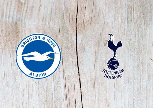 Brighton vs Tottenham Full Match & Highlights 22 September 201