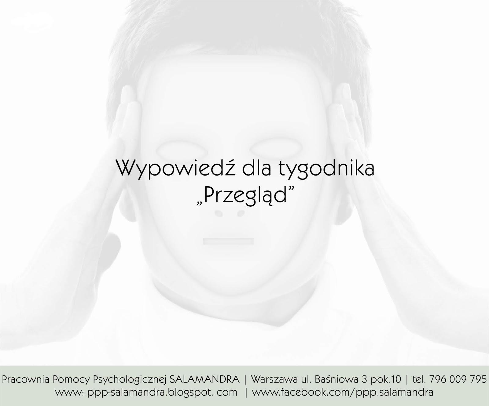 Dobry psycholog w Warszawie na temat socjopatów Przegląd 2018