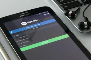 Cara upload memasukan musik lagu ke spotify gratis